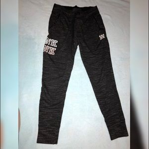 PINK VS joggers never worn size small!